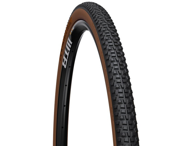 WTB Cross Boss Folding Tyre 700x35C TCS Light Fast Rolling black/light brown